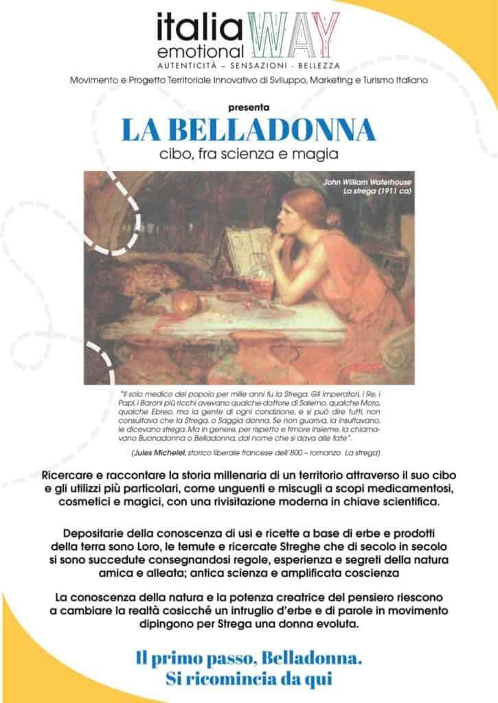 BELLADONNA locandina 1