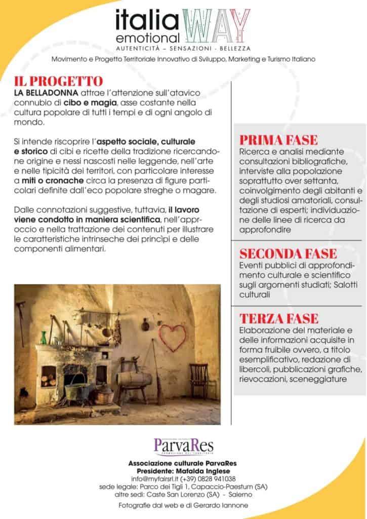 BELLADONNA locandina 2