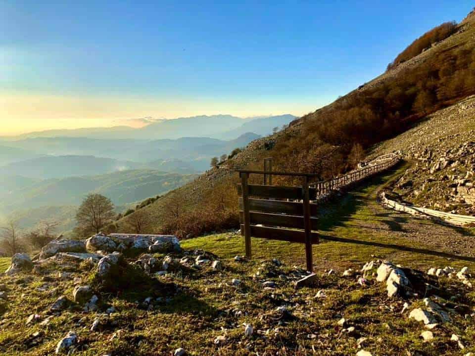 Tortorella panorama Giuseppe Tancredi