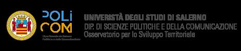 Univerista degli studi di salerno dip di scienze politiche e della comunicazione